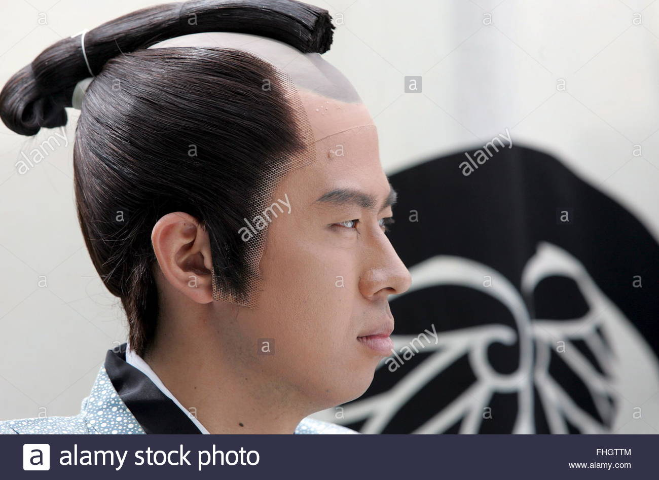Traditional Japanese Hairstyles World