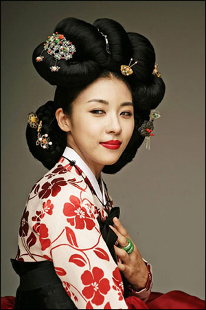 Traditional Korean Hairstyles – HairStyles of the World